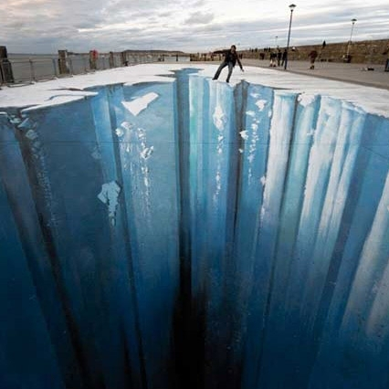 Absolutely Stunning 3D Street Art